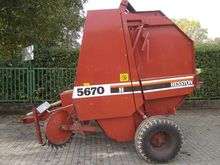 Used 1990 Hesston 56