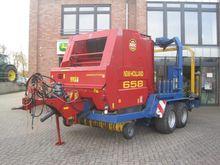 2001 New Holland 654+G5040 Göwe