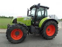 Used CLAAS Arion 640