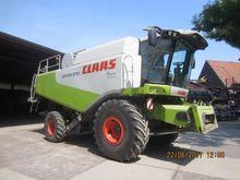 2005 CLAAS Lexion 570