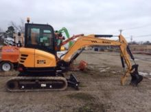 Used Sany SY 35 U Excavator under 500 hours for sale | Machinio