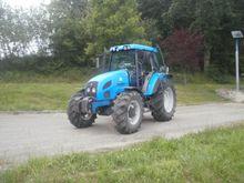 2008 Landini mytos 100 Farm Tra