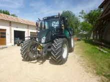 2013 Valtra N 163 DIRECT Farm T