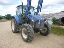 2013 New Holland TS.105 Farm Tr