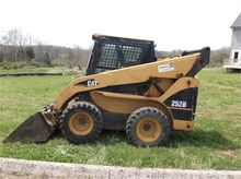 Used CATERPILLAR 252