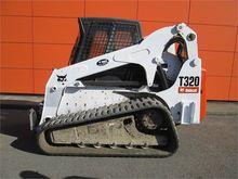 Used BOBCAT T320 in