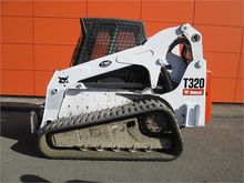 Used BOBCAT T320 in