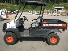Used 2006 BOBCAT 220