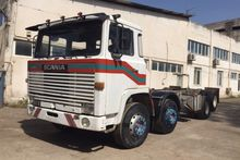 Used 1980 Scania Sca