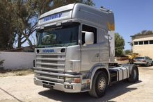 2001 Scania 164 480 (4χ2)