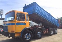 2003 ALTEC kipper 2 axles