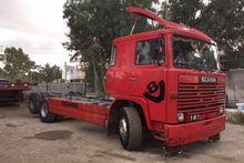 1980 Scania 141 (6x2)