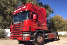 2002 Scania 164.480 (4x2) Manua