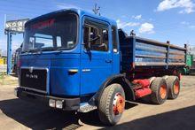 Used 1985 MAN 26.280