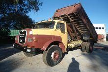 1981 MAN 19.230 (4x2) kipper