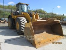 2014 CATERPILLAR 980 M AGGREGAT