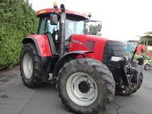 2010 Case IH CVX 140 Farm Tract