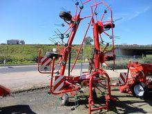 2014 Kverneland 8076 Tedder
