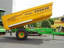 2013 Joskin TRANS CAP 500/14 C