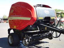 2013 Vicon RV 4116 F Round bale