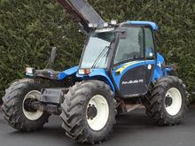 2007 New Holland LM 435 A Teleh