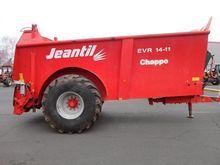 2010 Jeantil EVR 14 - 11 Manure