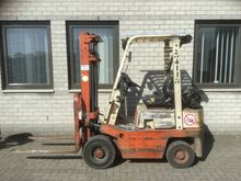 Used NISSAN FG15 for