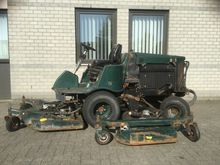 Used tractor mower H