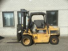 1996 Forklift DAEWOO D35S 3.5 t
