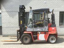 2002 Forklift Kalmar DCD50-6 du