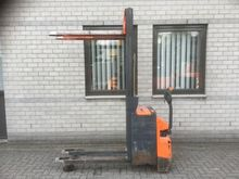 MIC forklift STACKER WP20D trip