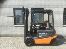 Used 2001 forklift S