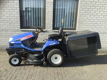 Iseki tractor mower deck SGX19