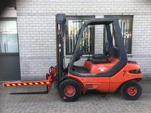 Used 1990 forklift L
