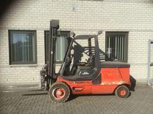 LINDE E48 forklift 4.8 tons dup
