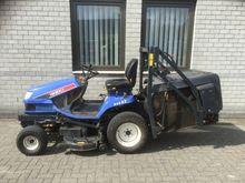 tractor mower ISEKI SGX22 GRASS