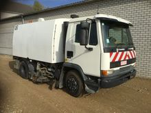 2001 sweeper SWEEP VACUUM TRUCK