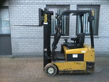 2008 forklift YALE ERP16ATF tri