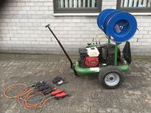 Votex air compressor with div.