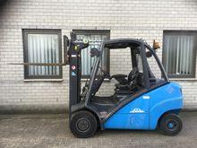 2005 Forklift Linde H35D 393 tr