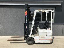 1990 Forklift KOMATSU FB10 1.0
