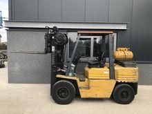 1996 Forklift TOYOTA 5FG35 weig