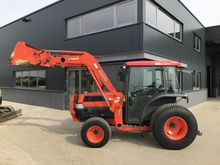 2006 KUBOTA L5030 tractor with