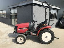 Used Tractor mini tr