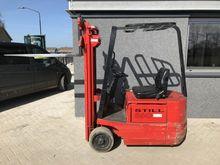 Forklift STILL R50-12 triplo440