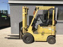 Forklift MITSUBISHI FG10 duplo2