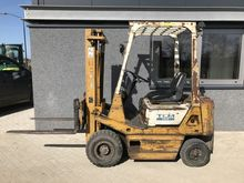 Forklift TCM FB15 Z5 duplo300 S