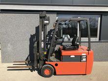 Forklift NISSAN FB16 Duplo330 s