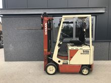 Forklift NISSAN FB15 1.5 ton du