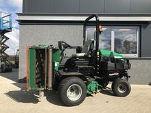 2015 ransomes PARKWAY 3 lawn mo